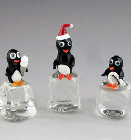 penguins on ice resized